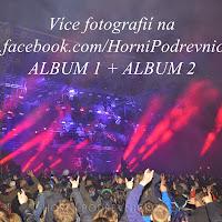 Slušovice Rockový festival Bílá Hlína