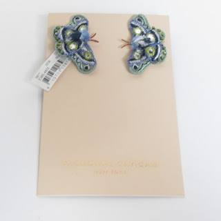 Mignonne Gavigan New Moth Earrings