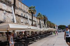 Beachfront of Split