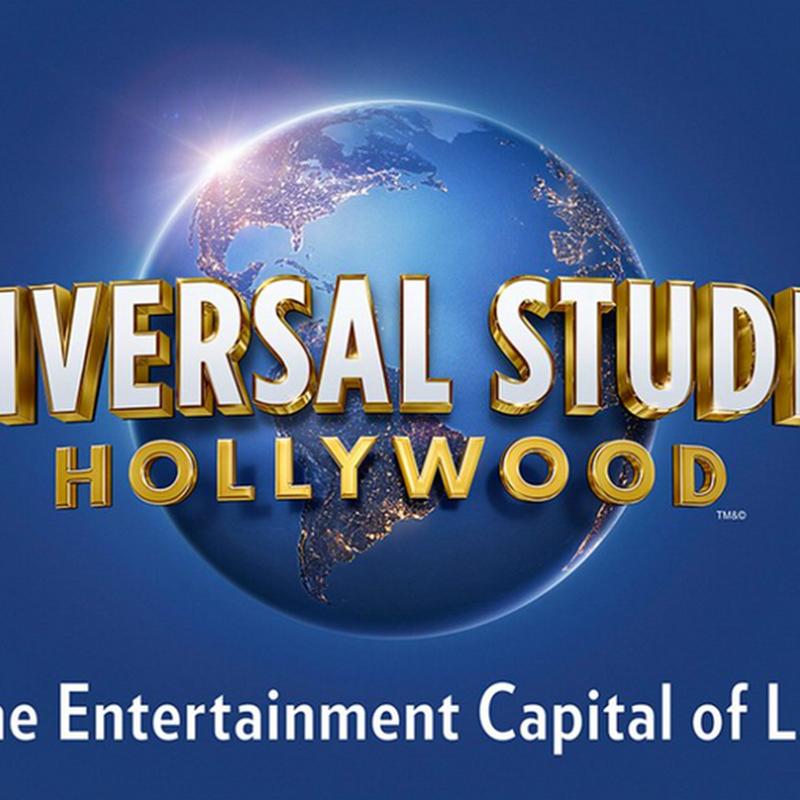 Opina sobre el nuevo logotipo de Universal Studios Hollywood