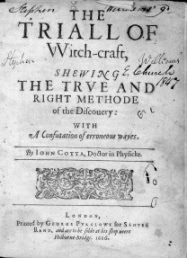 Cover of Paul Boyer's Book The Salem Witchcraft Papers Vol 1