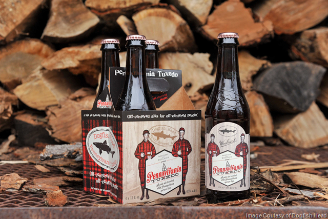 Dogfish Head Goes Deep Into the Woods for the Return of Pennsylvania Tuxedo