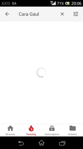 Video Youtube Tidak Muncul