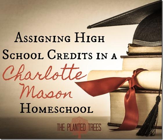 CM High School Credits