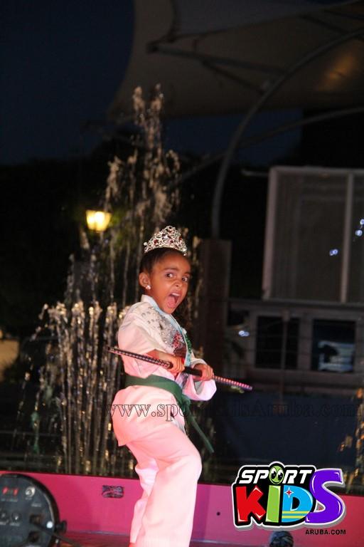 show di nos Reina Infantil di Aruba su carnaval Jaidyleen Tromp den Tang Soo Do - IMG_8708.JPG