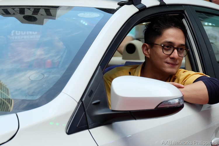 Ryan Agoncillo - Cash Cab PH