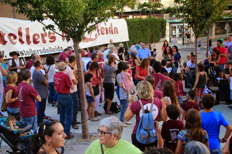 Festa infantil i taller balls tradicionals a Sant Llorenç  20-09-14 - IMG_4263.jpg