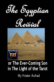 Cover of Frater Achad's Book The Egyptian Revival Or The Ever Coming Son In The Light Of The Tarot