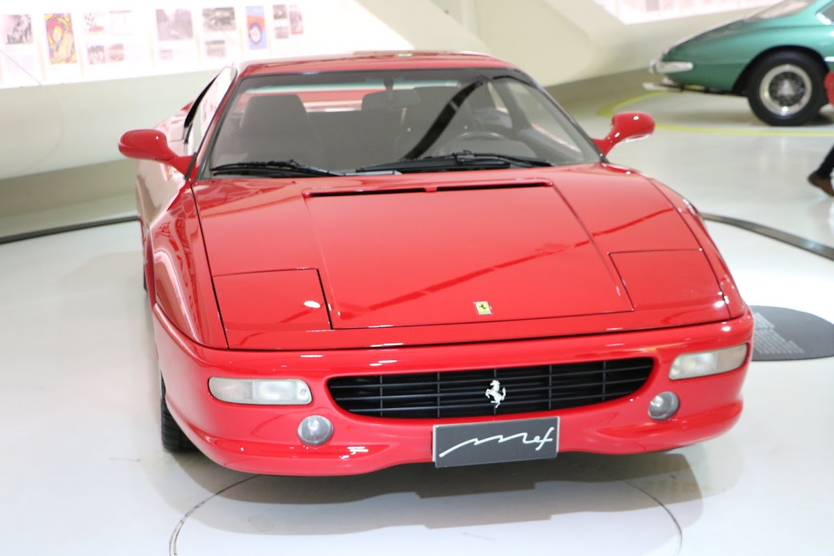 Modena - Enzo Museum 0040 - 1994 Ferrari F355.jpg