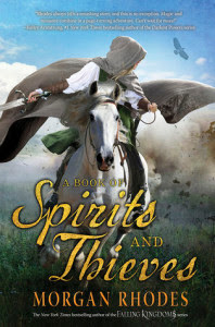 A book of spirits Morgan Rhodes book pdf free read online