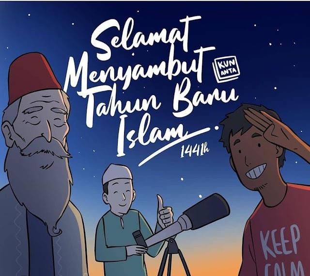 Amalan Sambut Tahun Baru Islam