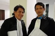 Sandy Nayoan Resmi Pimpin LBH Ikatan Wartawan Online