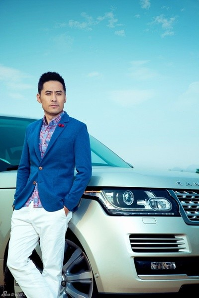 Shawn Huang Zheng China Actor