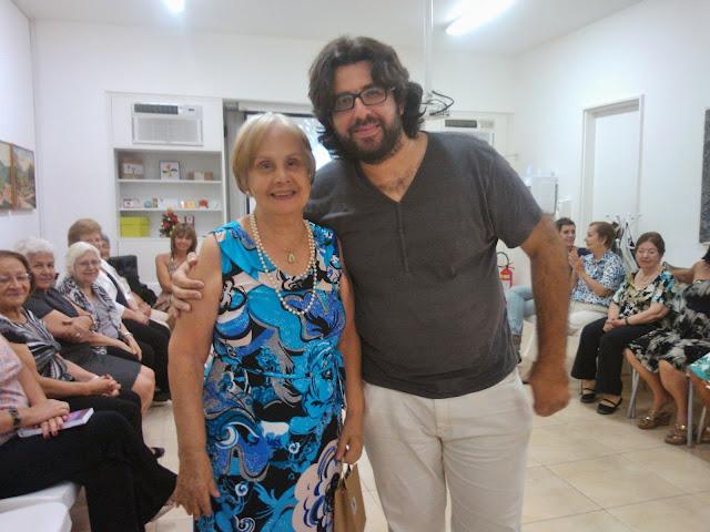 Confraternizacao 2013 - Historias do Meu Tempo (com Leonardo Stefano, a direita)