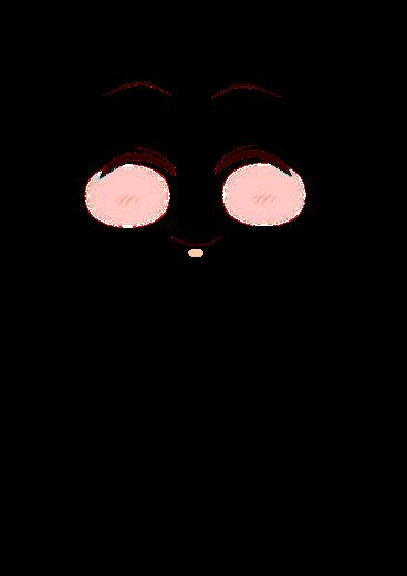 自作アニメマスク