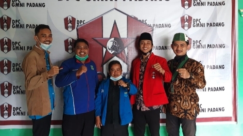 Momentum Peringatakan Sumpah Pemuda ke 92, Sejumlah Ketua OKP Kritik Pemko Padang