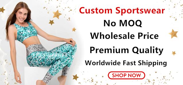 Unbranded Sportswear Suppliers