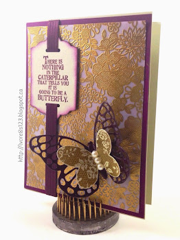 Linda Vich Creates: Butterfly Obsession