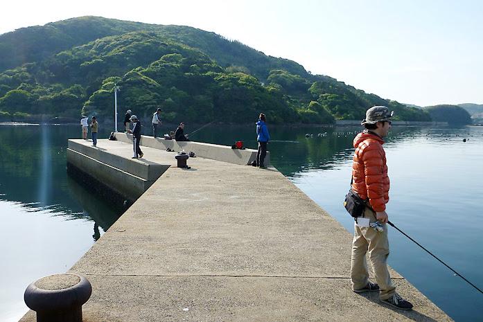 エギバトルin壱岐の島狙いのポイントは様々