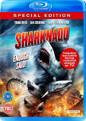 Filme Poster Sharknado BRRip XviD & RMVB Legendado