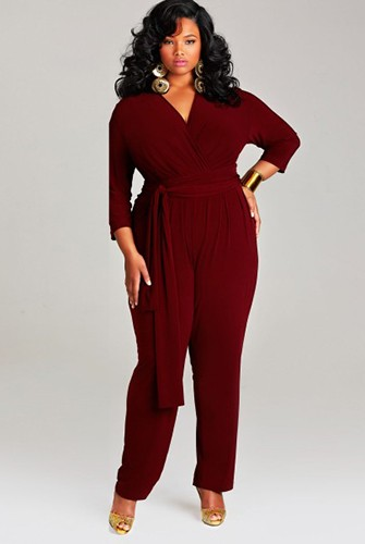 jumpsuit styles for plus-size 2016