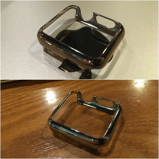 Ozaki apple watch case 03