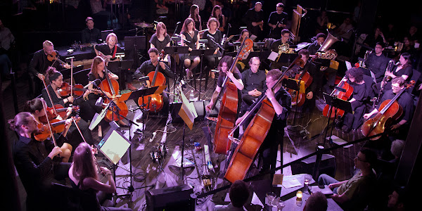 Ensemble LPR and the Wordless Music Orchestra