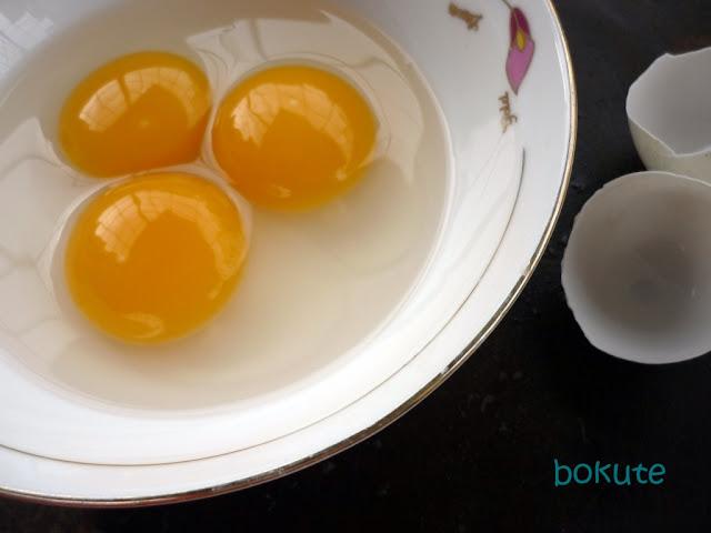 Trứng chiên kiểu Pháp1