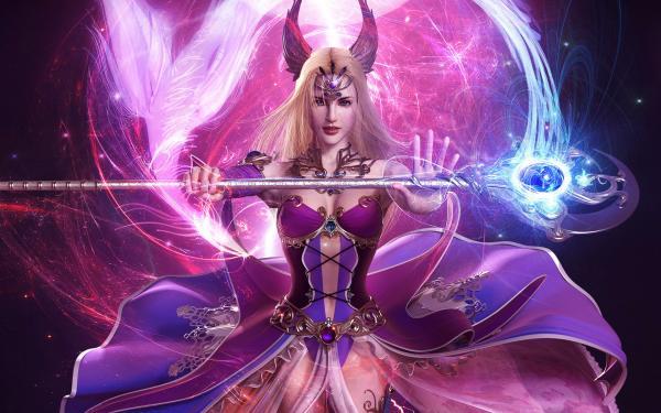 Wondrous Charmer, Fantasy Girls 2