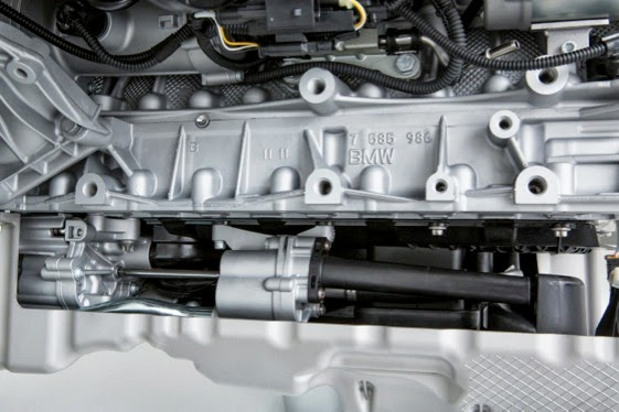 BMW M3 and M4 Technology 434