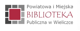 biblioteka wieliczka logo