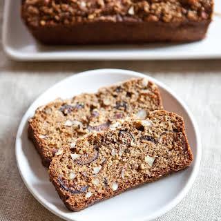 Almond Fig Breakfast Loaf.