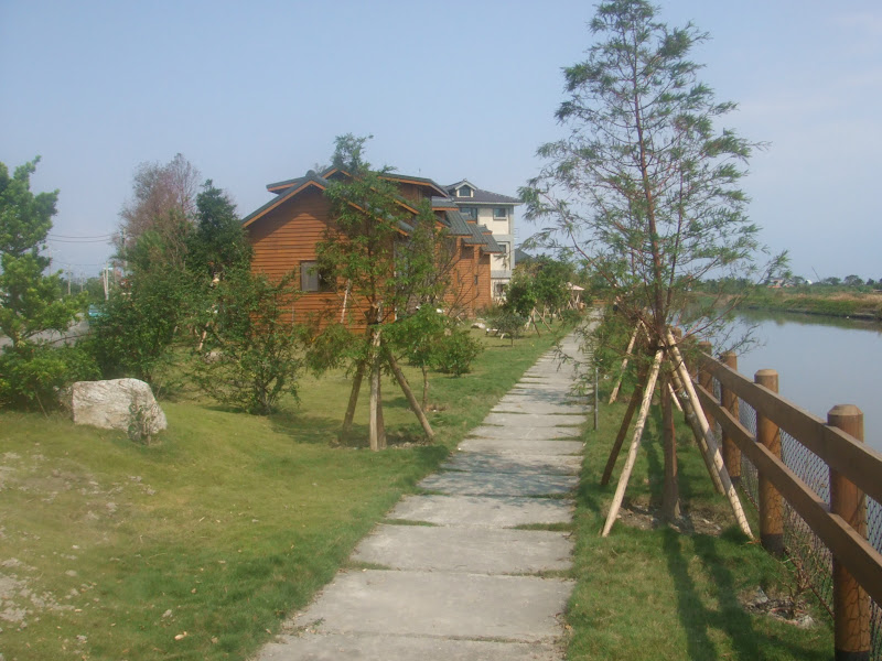 Taiwan. Yilan county. Guest house