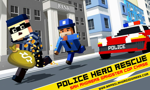 Download Police Hero Rescue: San Andreas Gangster COP Chase APK - Jogos Android