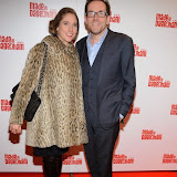WWW.ENTSIMAGES.COM -   Ben Miller   arriving at     Made In Dagenham - press night at Adelphi Theatre London November 5th 2014Comedy musical based on the hit British film.                                                  Photo Mobis Photos/OIC 0203 174 1069