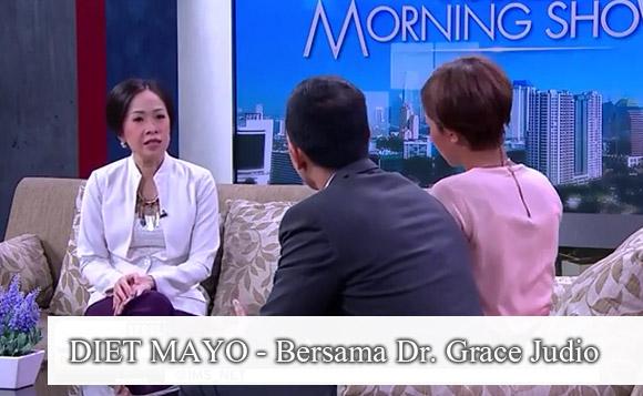 Penjelasan Diet Mayo menurut ahli gizi Dr. Grace Judio