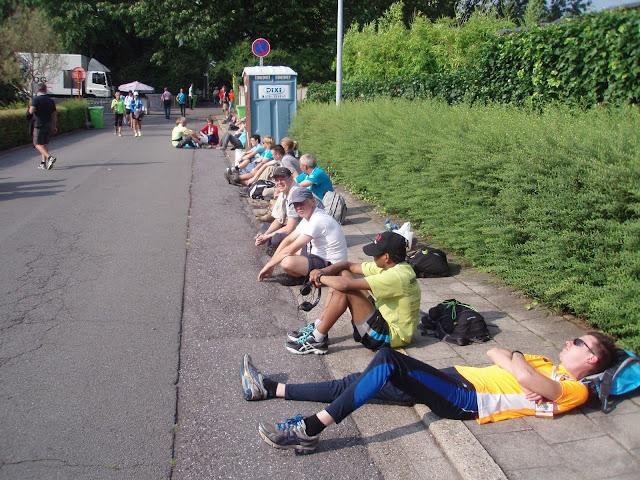 11000 marcheurs! 100 km Dodentocht: 8-09 août 2014 P1010011