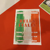 "Konzert ""Bella Italia"""