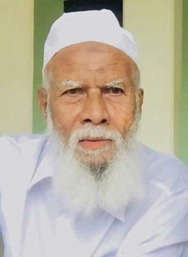 வஃபாத் அறிவிப்பு - ஹாஜி அப்துல் லத்தீப் (வயது 78)