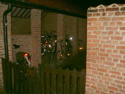 Leuven, studentenstad en dus onvermijdelijk ook fietsstad.