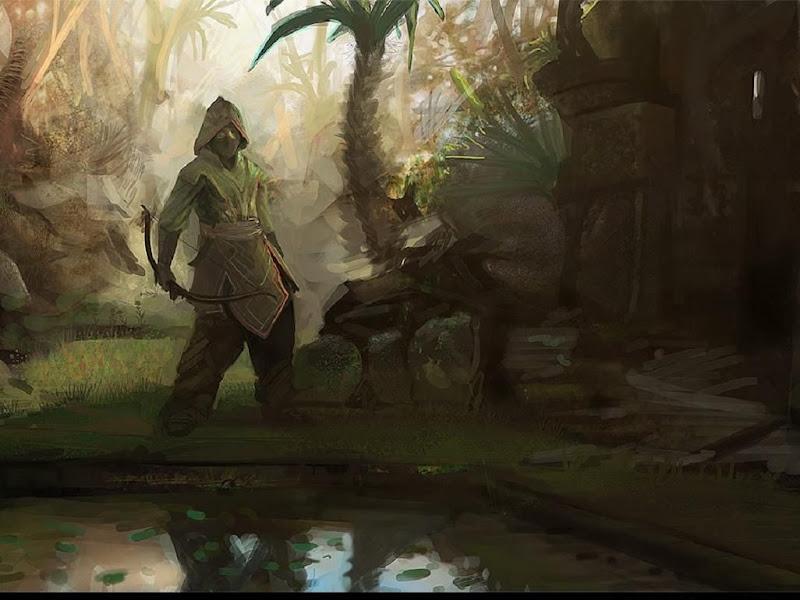Wraith Of Broken Destroyer, Warriors 2