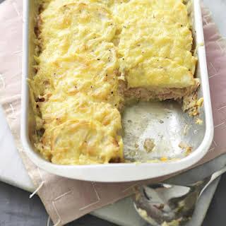 Creamy Tuna Bake.