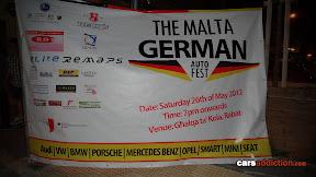German Auto Fest Banner