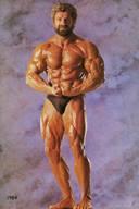 Zeus Greek God Bodybuilder