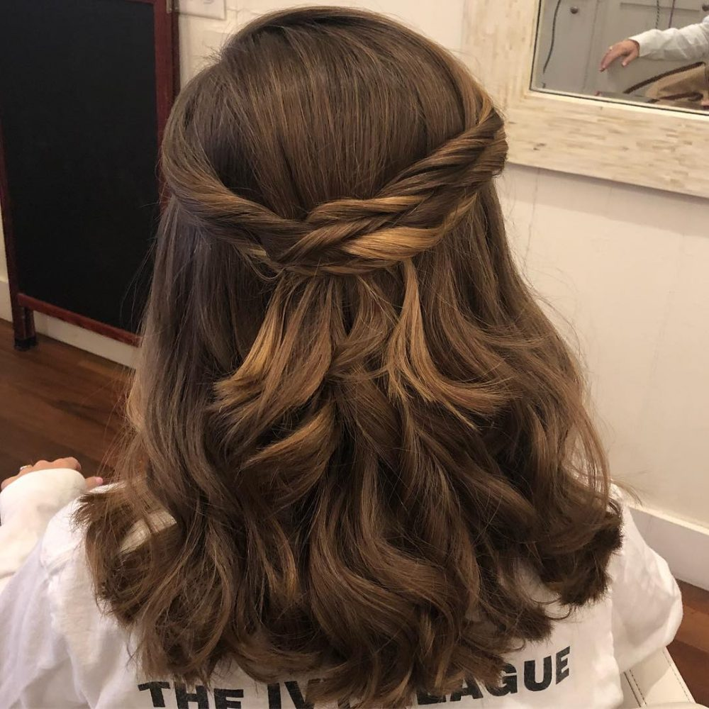 Latest Medium Hairstyle Summer 2018 For Teens 3