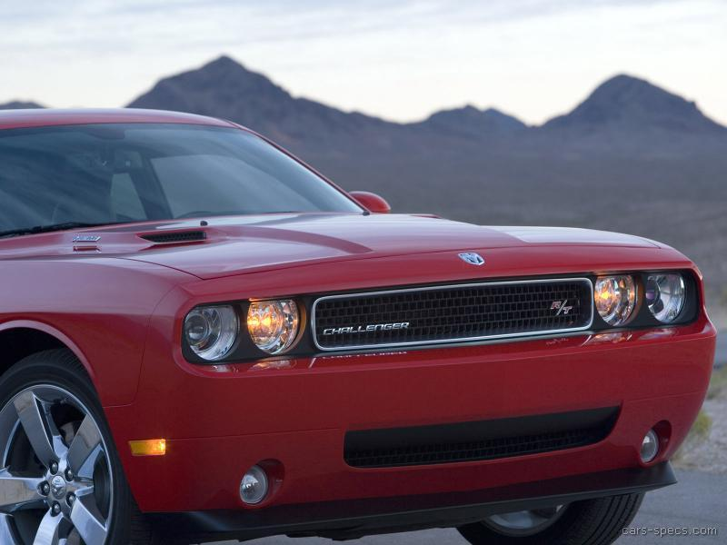 2011 Dodge Challenger Coupe Specifications Pictures Prices