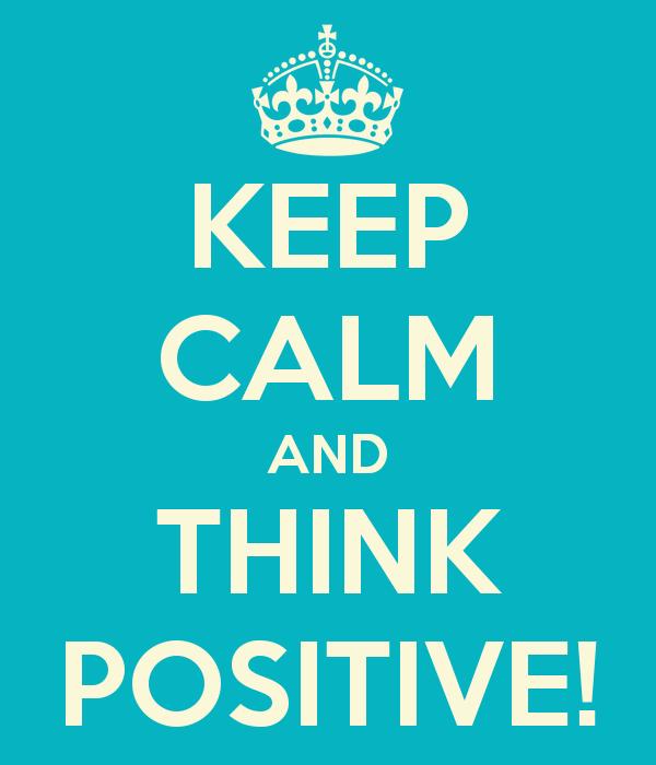 để giàu có hãy suy nghĩ tích cực
