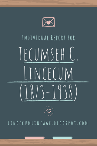 Individual Report - TCLincecum