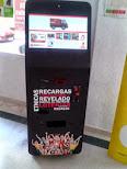 Máquina vending ENJOYPOINT PRINT. Es