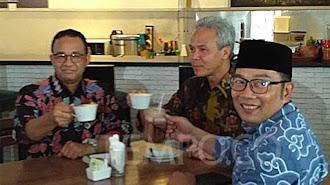 Survei Capres 2024, Ridwan Kamil Ungguli Anies Baswedan dan Ganjar Pranowo
